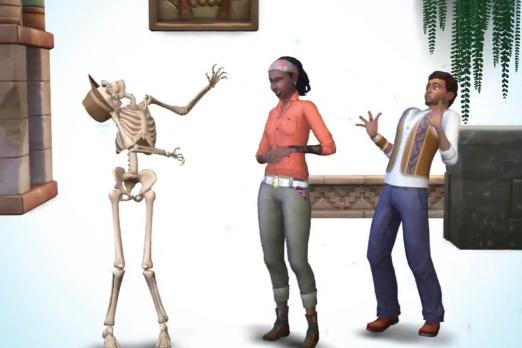 sims 4 adventure game pack 2