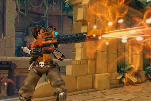 Paladins is Getting PUBG Style Battle Royale Mode