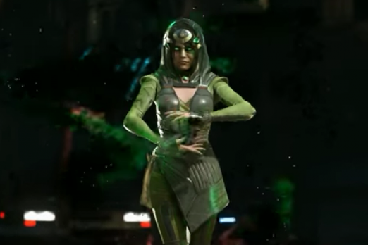 Injustice 2 Reveals Enchantress Trailer for Some New Year Butt-Kicking