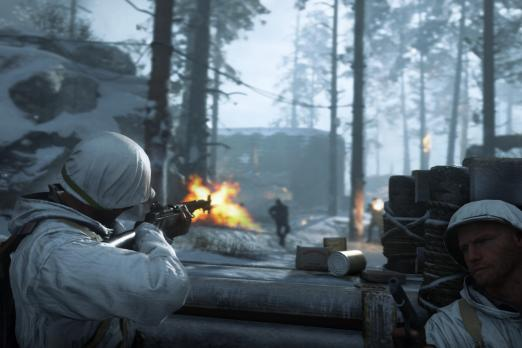 Call of Duty: WWII Trailer Features 'The Darkest Shore' Nazi Zombies Map
