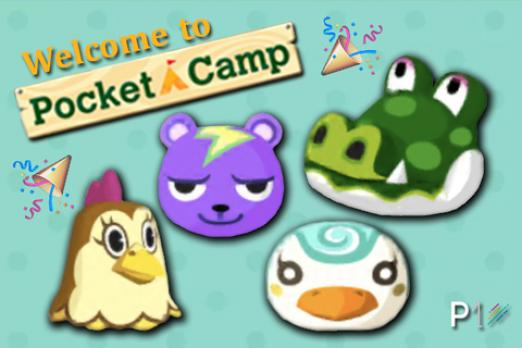animal crossing pocket camp how to get new villagers