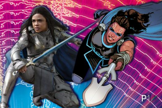 Valkyrie joins the Exiles for new Marvel series