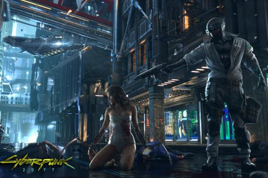 New Update From CD Projekt Red and Cyberpunk 2077