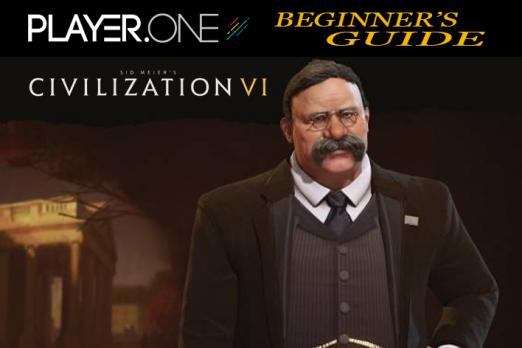 Beginner's Guide Civilization VI