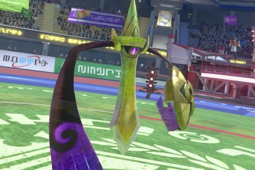 pokken tournament dx aegislash