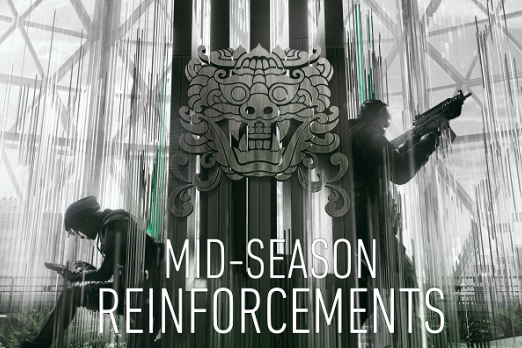 Rainbow Six Siege White Noise Mid-Season Reinforcements Patch Notes
