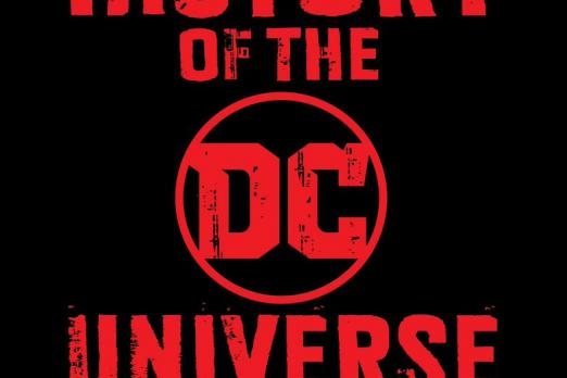 other history of dc universe john ridley comic book