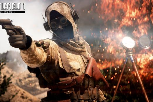 The Year Ahead for Battlefield 1 is content-rich
