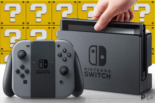 Nintendo Switch Mysterious Rumors