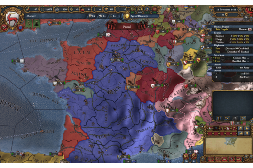 next europa universalis 4 dlc will be an immersion pack set in