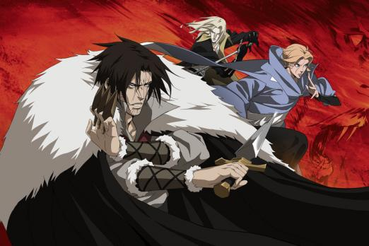 The Castlevania Netflix Series Is Returning This Summer with Eight Episodes