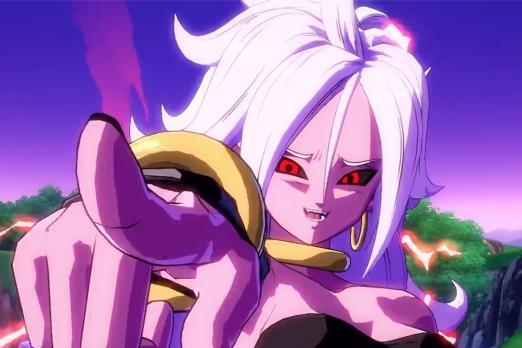 majin android 21 dragon ball fighterz