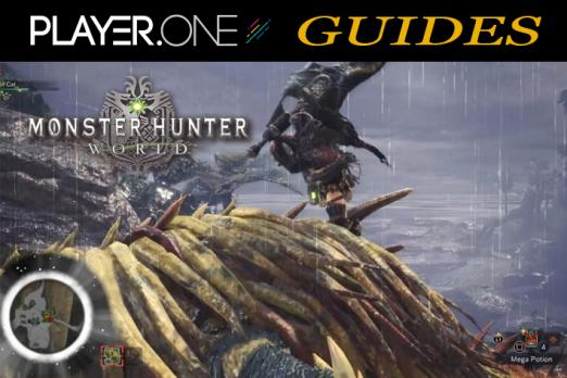 A Quick Guide To Mounting Monsters In Monster Hunter: World
