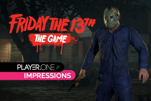 Playerone Friday The 13th DLC Impressions