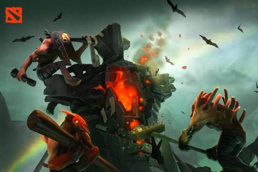 Dota 2 Spring Cleaning Update Kicks Off New Patch Schedule