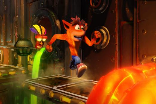 New Crash Bandicoot Game Coming Next Year, Switch Release