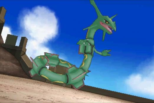Pok 233 Mon Go Rayquaza Iv Checker Player One