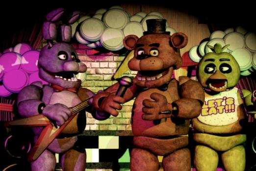 Five Nights At Freddy's band