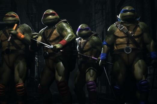 Injustice 2: How To Select Your Teenage Mutant Ninja Turtle