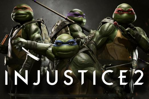 tmnt teenage mutant ninja turtles injustice 2