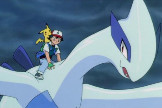 Pokemon The Movie 2018 To Feature Lugia More Info Coming In March