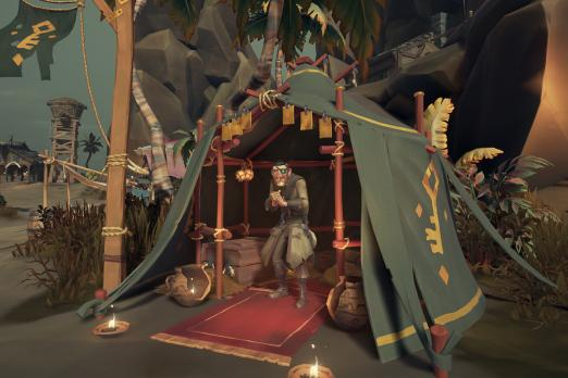 Sea of Thieves gets one more beta test before March 20 debut