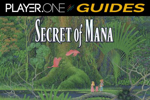 Guides Seecret Of Mana