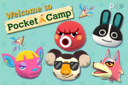 new villagers animal crossing pocket camp
