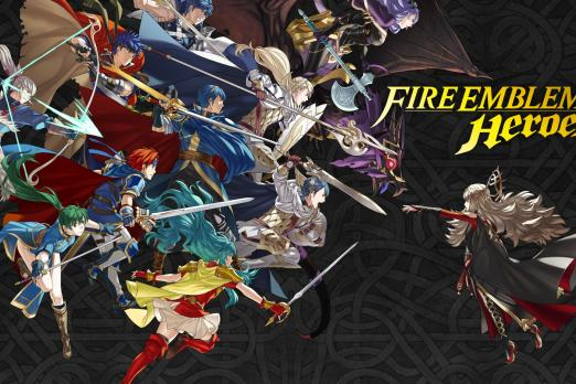 Fire Emblem Heroes pulled in almost $300M during first year