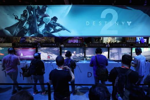 'Destiny 2' at E3 2017