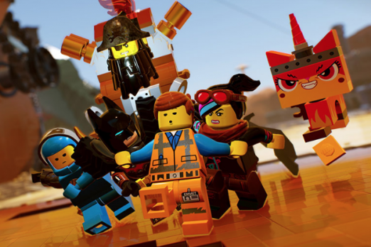 Everything Is Awesome With Release Of The Lego Movie 2 Video Game Player One