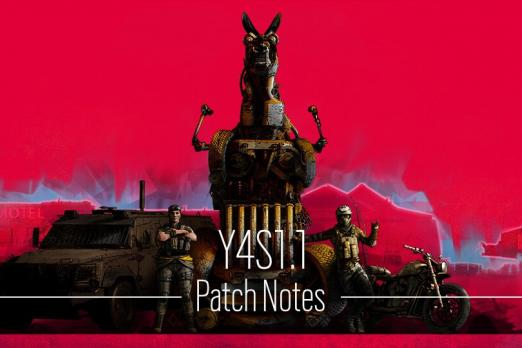 Rainbow Six Siege Patch Notes: Y4S1 1 Patch Fixes Last