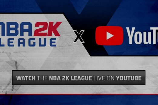 NBA 2K League Games To Be Streamed Live On YouTube | Player One