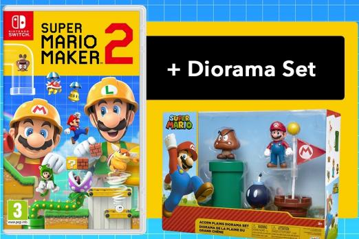 Super Mario Maker 2 Pre-Order Bonuses Announced | Player One