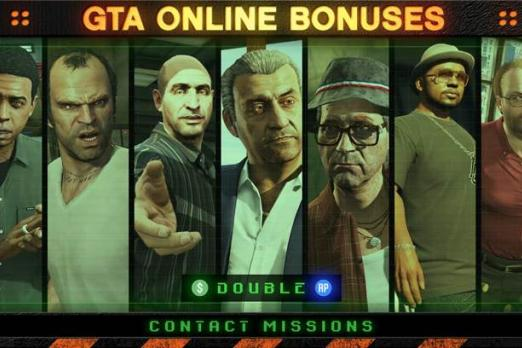 GTA Online Weekly Update: Play Contact Missions For Big Bucks