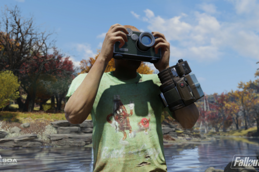 Fallout 76 Patch Notes: Update 8 5 Adds ProSnap Camera, Balance