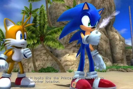 A Unity Remake Of Sonic 06 Is Now Available On Pc Player One