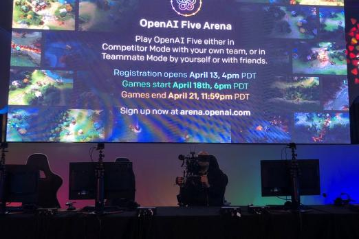 OpenAI Five Gets 99 4 Percent Winrate Vs Humans In Dota 2