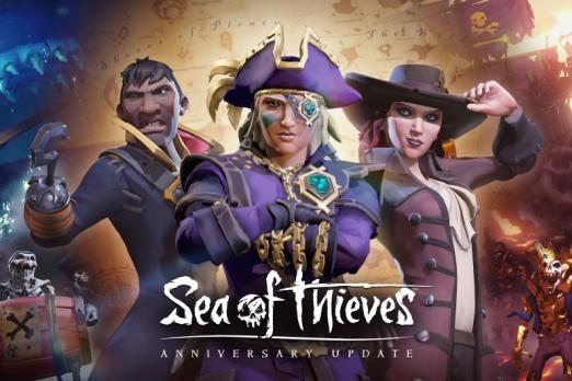 Sea of Thieves Splash