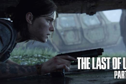 TLOU2 Splash