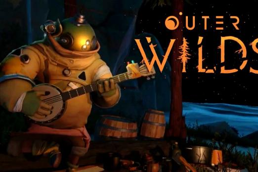 Outer Wilds Splash