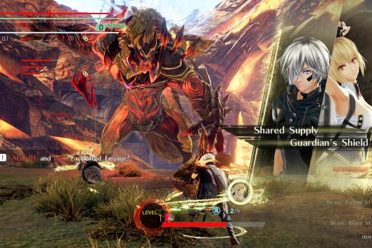 Bandai Namco To Release Switch God Eater 3 Demo, Version 1 40