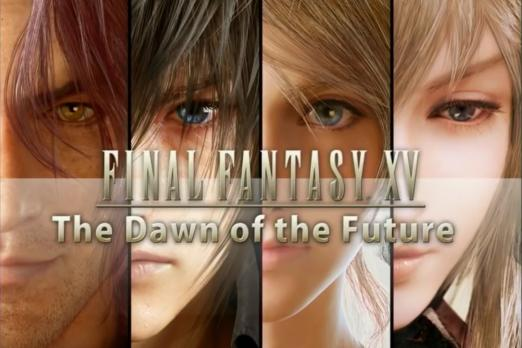 FFXV Dawn of the Future