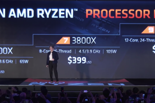 Computex: AMD Officially Unveils Ryzen 3000 And Radeon RX