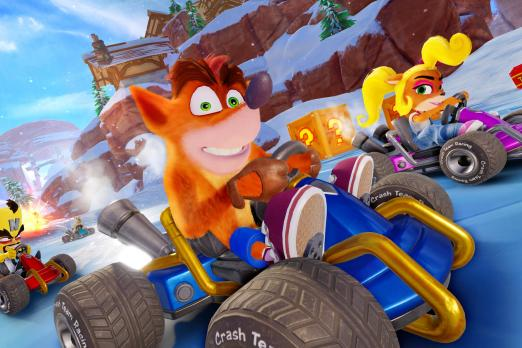 First 20 Minutes Of Crash Team Racing Nitro-Fueled Adventure