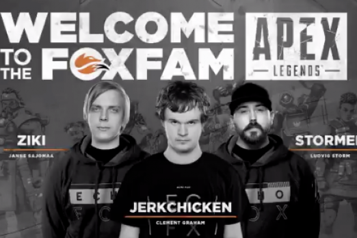 Echo Fox Signs Former H1Z1 Players For Apex Legends Team