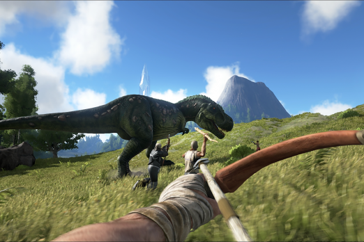 Ark: Survival Evolved Legacy Swipe Coming Next Month | Player One