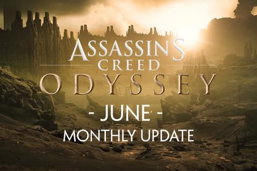 Assassin's Creed Odyssey: Ubisoft Releases News And Updates For June
