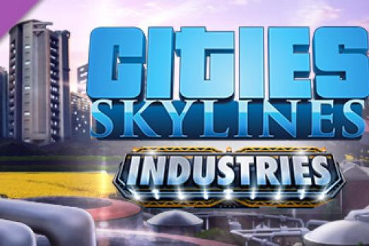 Cities: Skylines Industries Expansion Now On PS4 And Xbox