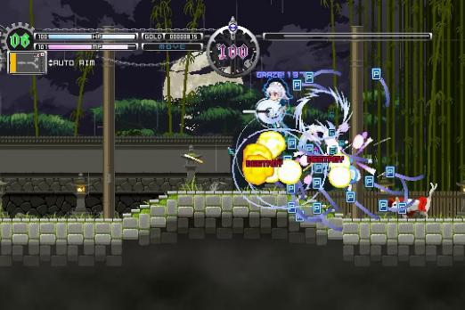 Touhou Luna Nights Will Be Getting A Port On The Switch